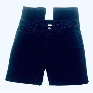 J. Crew Dark Blue Corduroy Pants, Size 29S, EUC